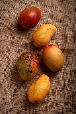 芒果,自然,垂直画幅,饮食,熟的,芒果 ,红色,热带水果,热带气候,黄色
