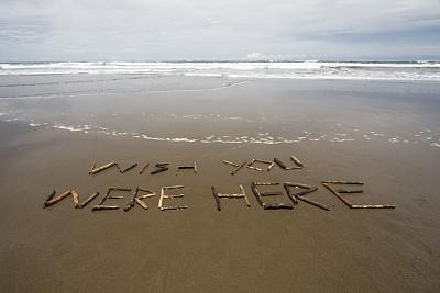 度假胜地,旅游目的地,水平画幅,沙子,消息,无人,太阳,岛,海洋,信函