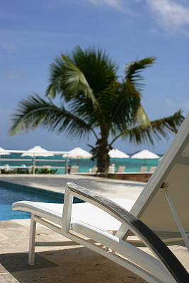度假胜地,大特写,水,宁静,水平画幅,无人,椅子,游泳池,夏天,露天平台