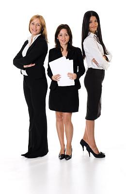 女商人,垂直画幅,女人,快乐,会议,人,商务会议,商务人士,成年的,团队