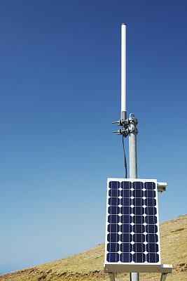 太阳能电池板,设备用品,地震学,地震学家,地震仪,太阳能盘,太阳能反射镜,电表,安培表,电子