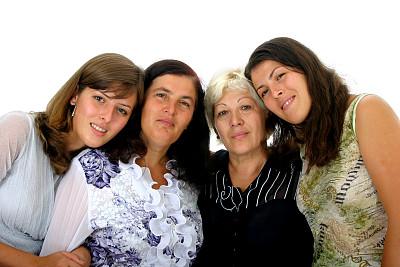 母亲,姐妹,女儿,未来,水平画幅,父母,衰老过程,古老的,单身母亲,兄弟姐妹
