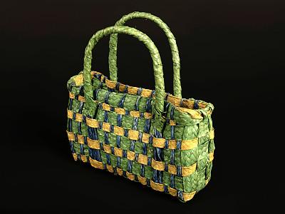 零钱包,手艺,塑料袋,女人,饮食,水平画幅,绿色,蓝色,塑胶,女孩