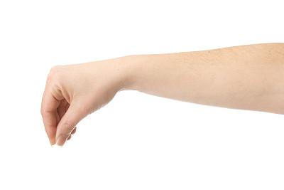 提举,碎屑,用右手,无形的,美,四肢,水平画幅,指甲,手势语,侧面像