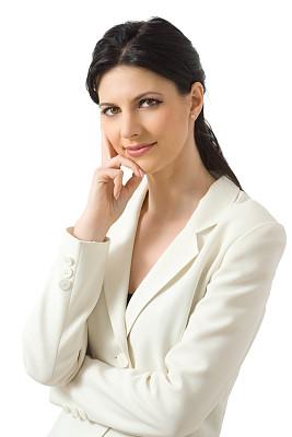 经理,青年人,垂直画幅,美,领导能力,半身像,注视镜头,智慧,职权,美人