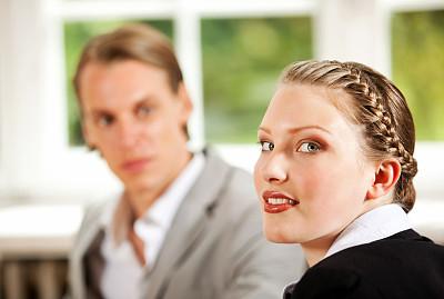 商务,团队,办公室,水平画幅,秘书,伴侣,人群,白人,男商人,经理
