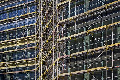 建筑工地,建筑业,楼梯栏杆,水平画幅,工作场所,建筑,无人,工业机械,建筑设备,玻璃杯