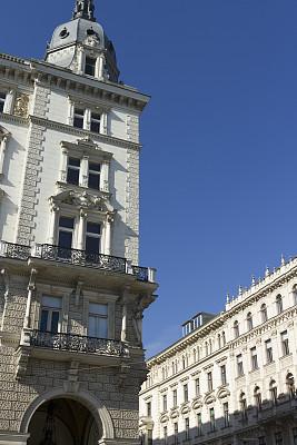 房屋,公寓,垂直画幅,奥地利,建筑,无人,维也纳,摄影