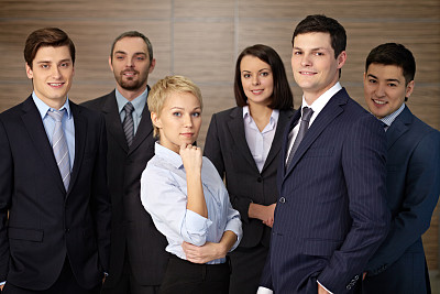 商务,快乐,团队,水平画幅,注视镜头,人群,套装,白人,男商人,经理