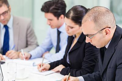 会议,商务人士,商务关系,30岁到34岁,男商人,新创企业,文档,经理,男性,青年人