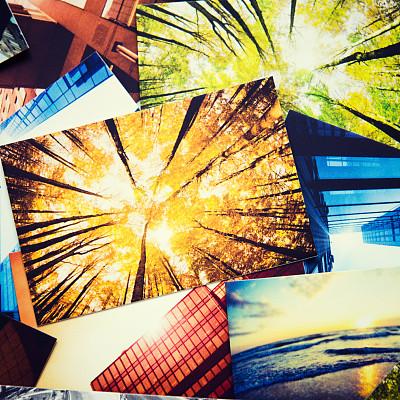 色彩鲜艳,自然,地形,秋天,无人,方形画幅,堆,明信片,彩色图片,打印单据