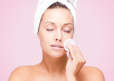 防晒霜,润肤露,皮肤,柔和,棉,面膜,棉签,脸颊,抗衰老,休闲活动