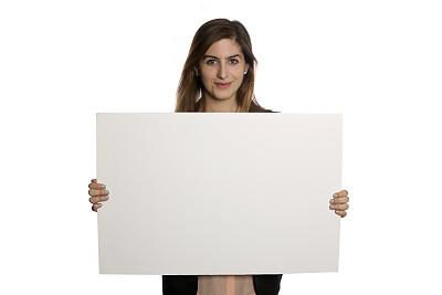学生,水平画幅,拿着,女性,空白符号,医科学生,留白,在之后,仅成年人,青年人