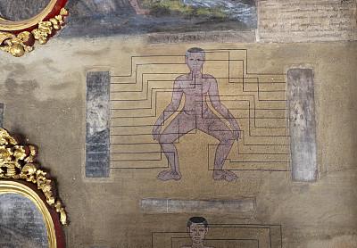 16世纪风格,卧佛寺,泰国,健康保健,曼谷,针灸,泥墙画,替代疗法,辅导讲座