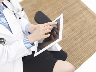 健康保健,平板电脑,新的,智慧,现代,想法,医药职业,专业人员,彩色图片,技术