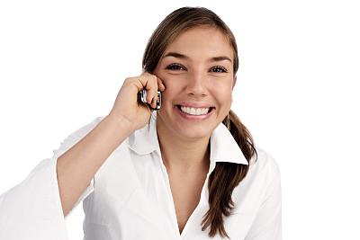青年女人,档案管理员,办公室,美,水平画幅,电话机,美人,特写,眼镜,市场营销