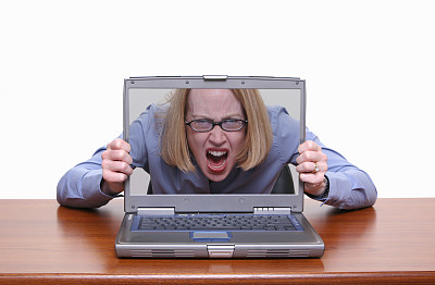 进退维谷,二进制码,@符号,链,笔记本电脑,水平画幅,在之后,忙碌,情绪压力,白人