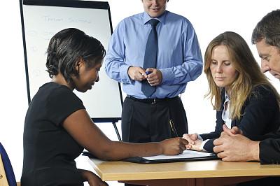 会议,脑风暴,领导能力,水平画幅,智慧,人群,套装,商务关系,白人,男商人