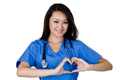 护士,衣服,女护士,正面视角,半身像,仅成年人,青年人,医药职业,专业人员