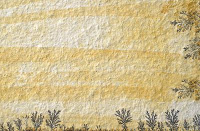 纹理,岩石,明信片,米色背景,留白,褐色,水平画幅,形状,无人,尖峰
