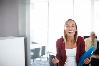 储蓄,是,办公室,美,留白,水平画幅,工作场所,美人,白人,图像