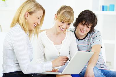 快乐,会议,青年伴侣,金融顾问,文档,男性,仅成年人,青年人,白色,技术