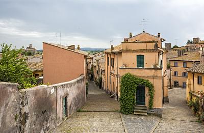 都市风景,拉奇奥,意大利,外立面,水平画幅,无人,古老的,户外,房屋