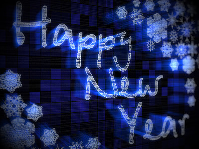 新年前夕,礼物,水平画幅,新年,节日,惊奇,圣诞礼物,乐趣,摄影
