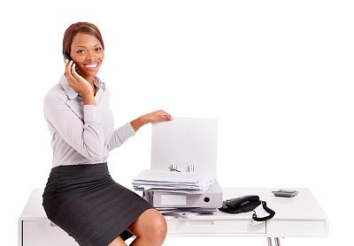 商务,生活方式,向下移动至坐下,非裔美国人,图像,文档,经理,仅成年人,青年人,专业人员