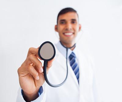 听诊器,拉丁文,拿着,30到39岁,拉美人和西班牙裔人,水平画幅,注视镜头,美人,医疗工具