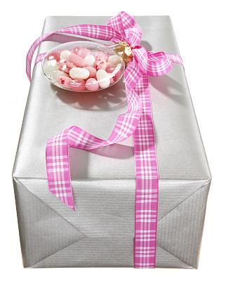 包装纸,糖果,创造力,裹住,垂直画幅,银色,无人,盒子,礼物,缎带