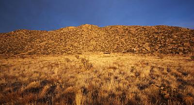 山,地形,沙漠,三笛亚山脉,天空,留白,褐色,水平画幅,无人,户外