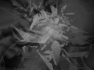 数字化显示,未来,水平画幅,技术,漩涡形,运动模糊,舞蹈,舞曲,背景,背景虚化