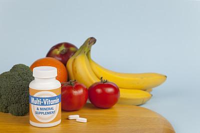 维生素,静物,矿物质,美,留白,饮食,胡萝卜,水平画幅,橙色,水果