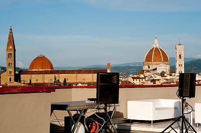 都市风景,个性,佛罗伦萨画派,奥尔特,开胃酒,天空,古老的,佛罗伦萨,过去