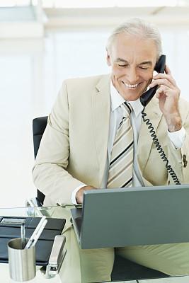男商人,中老年人,办公室,垂直画幅,办公用品,套装,男性,仅男人,仅成年人,现代
