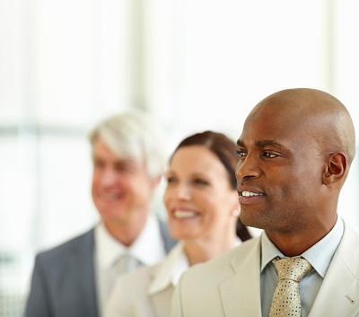 商务,团队,集体照,领导能力,工作年长者,套装,非裔美国人,男商人,新创企业,经理