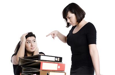 办公室,女人,两个人,文件管理,美,水平画幅,注视镜头,顾客,美人,秘书