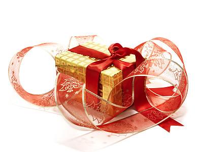 包装纸,新的,水平画幅,形状,无人,蝴蝶结,生日,圣诞礼物,想法