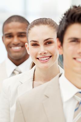 商务,肖像,团队,垂直画幅,选择对焦,美,注视镜头,美人,套装,白人
