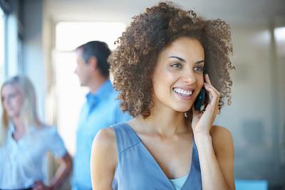 快乐,手机,美,30到39岁,领导能力,水平画幅,美人,白人,男商人,新创企业