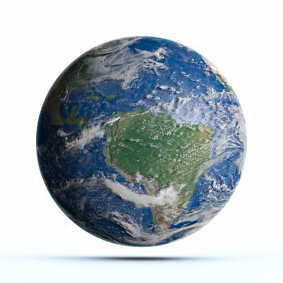 南美,地球,天空,留白,暴风雨,形状,夜晚,无人,大西洋,科学