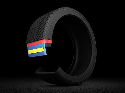 轮胎,沥青,车轮,机动车,水平画幅,无人,路,背景分离,剪贴路径,车道
