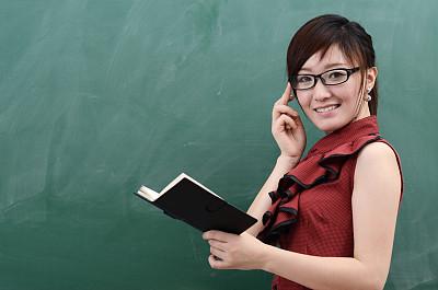 教师,黑板,美,留白,水平画幅,美人,图像,仅成年人,培训课,工业