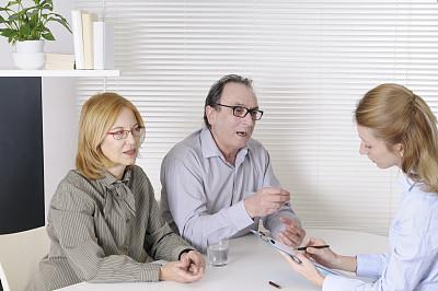 辅导讲座,中老年伴侣,保险代理人,替代疗法,顾客,心理健康,税,男性,仅成年人,专业人员