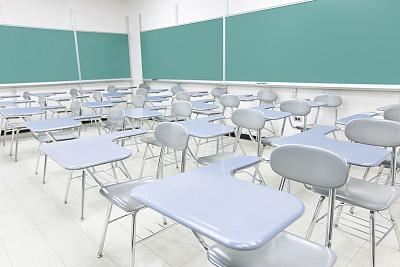 教室,会堂,正面视角,住宅房间,座位,桌子,水平画幅,无人,椅子,工业