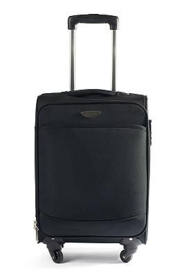 手提箱,商务旅行,轮式行李,个人随身用品,垂直画幅,正面视角,留白,新的,车轮,器材箱