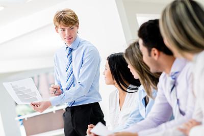 会议,商务人士,办公室,拉美人和西班牙裔人,水平画幅,美人,人群,商务会议,文档,男性