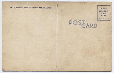 明信片,纸,空白的,留白,水平画幅,无人,古典式,背景分离,复古,摄影