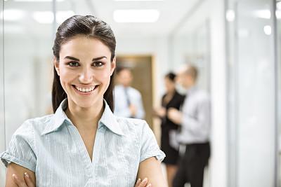 信心,女商人,领导能力,图像,仅成年人,现代,青年人,专业人员,彩色图片,人的脸部